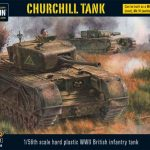 [Unboxing] Churchill de plástico de Warlordgames