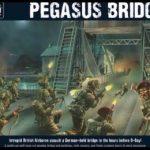 [Warlordgames] Nuevo puente Pegaso, nuevos dados de órdenes y de seis caras.