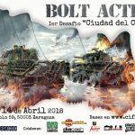 """[Eventos] I Desafio """"Ciudad del Cierzo"""""""