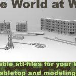 [Kickstarter] El mundo en guerra