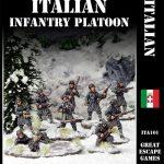 [Great Ecape Games] Nuevos italianos de invierno
