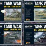 [Novedades] Nuevos libros de campaña y contenido de las cajas de Tank War