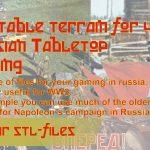 [Kickstarter] Escenografía de Stalingrado