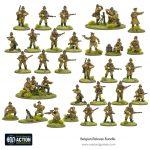 [Warlordgames] Novedades Francia, Bélgica y nueva Legión Aquila para Italia