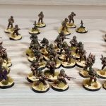 [Taller] Pintando infantería americana