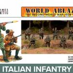 [Novedades] Italianos de plástico de Wargames Atlantic
